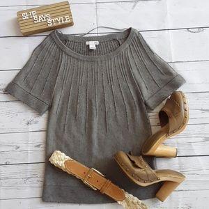 H&M knit blouse